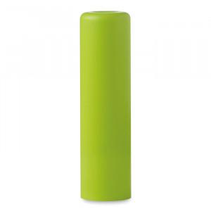 Balzám na rty, světle zelená