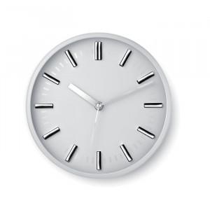 Nástěnné hodiny, bílé