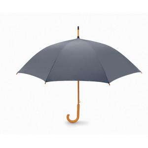 Automatický deštník, průměr 104 cm, šedá