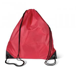 Batoh na záda, červená
