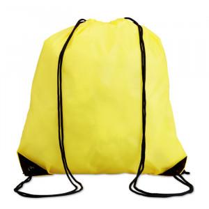 Batoh na záda, žlutá