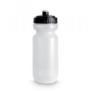Plastová sportovní láhev 575 ml, černá