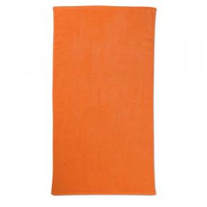 Plážová osuška, oranžová