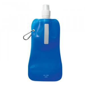Skládací láhev na vodu, modrá