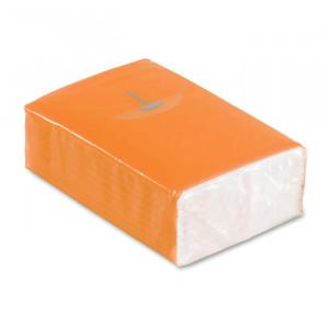 Papírové kapesníčky, oranžová