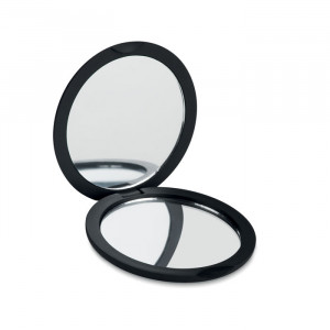 Dvojité zrcátko, černá