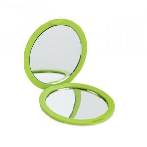 Dvojité zrcátko, světle zelená