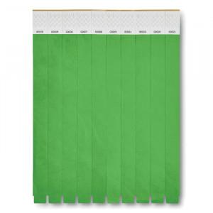 ID náramek, zelená