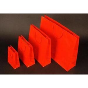 Papírová taška Model 2 16x8x25 cm
