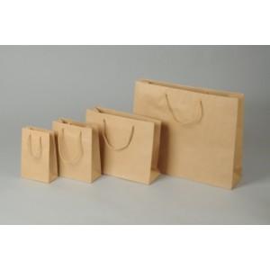 Papírová taška Natura LUX 16x8x25 cm