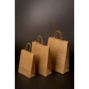 Papírová taška Natura S 18x8x25 cm