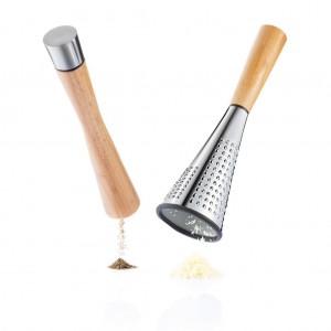 Luxusní sada mlýnku na pepř a struhadla