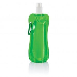 Skládací láhev s karabinkou, 400 ml